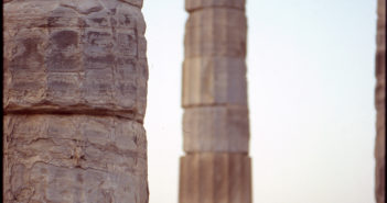 Athen Griechenland, Poseidon Tempel Antik, Sehenswürdigkeit