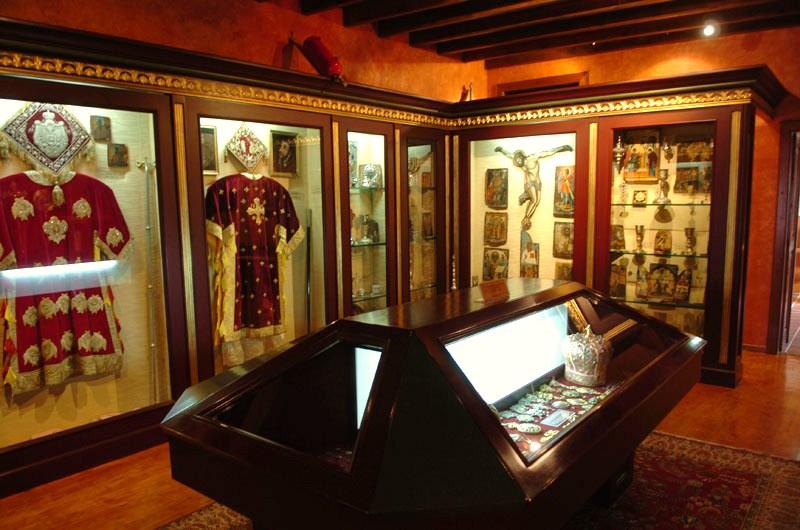 Kirchliches Museum-Leros
