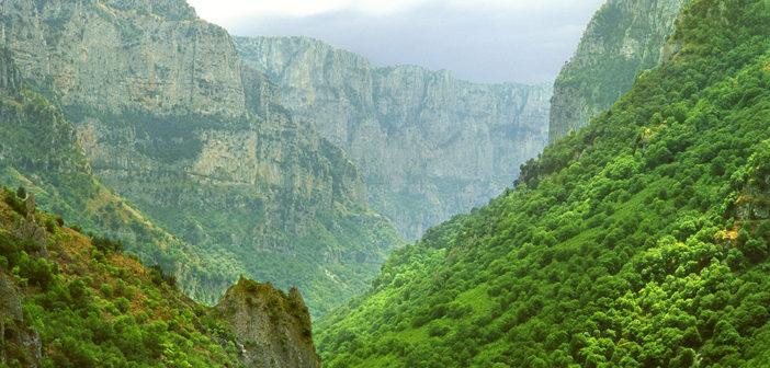 vikos canyon 1
