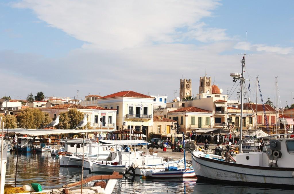 Aegina, Wochenende, Saronikos