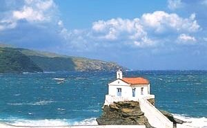 Andros Insel