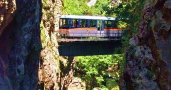 Radzahnbahn Griechenland