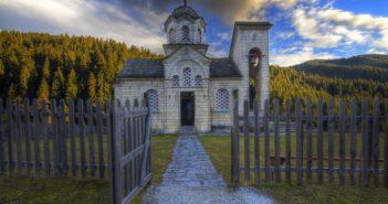 St. Kiriaki Kirche, Pyli