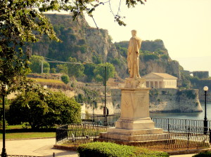 Korfu Griechenland Kapodistrias
