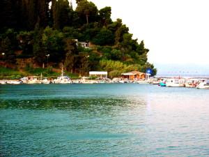 Korfu Griechenland Strand