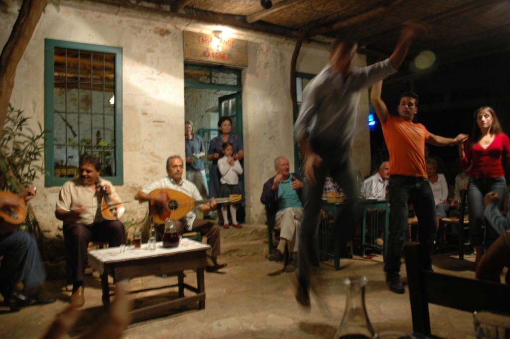 Kreta Raki Griechenland Sitia Chania Fest Festival