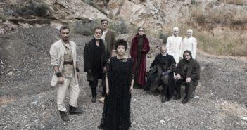 Antikes Theater Drama Tragoedie Griechenland Elektra