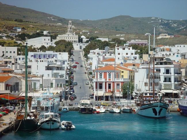 Tinos Insel Kykladen Griechenland