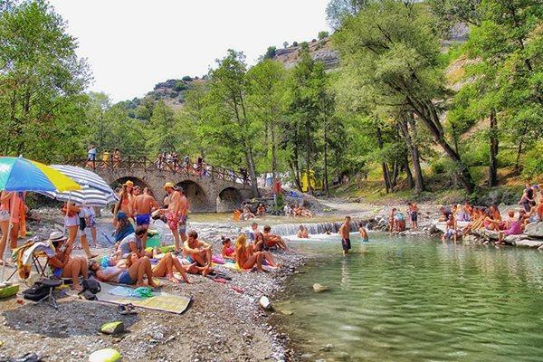 Nestorio River Party