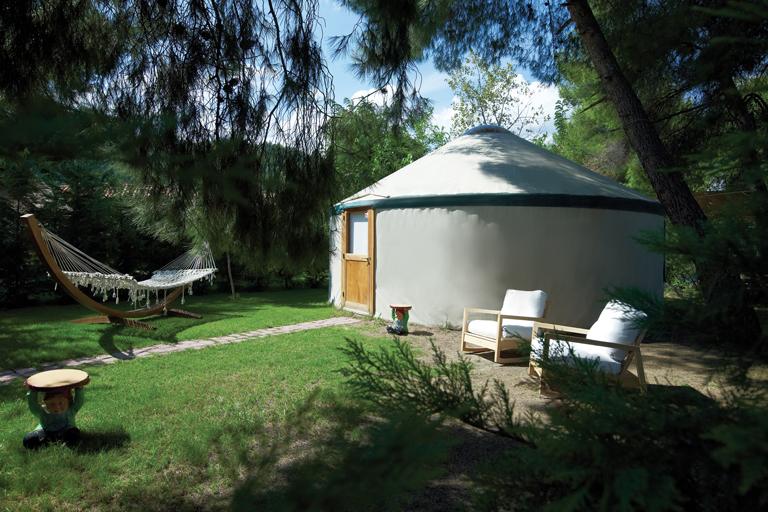 agia anna yurt