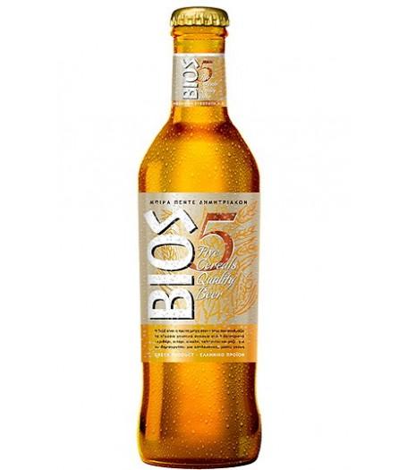 Bios5 Bier Griechenland