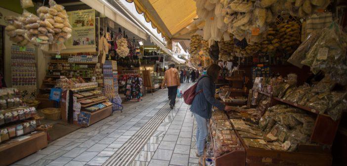 Griechenland, Speisen-Tour, Essen, Degustation