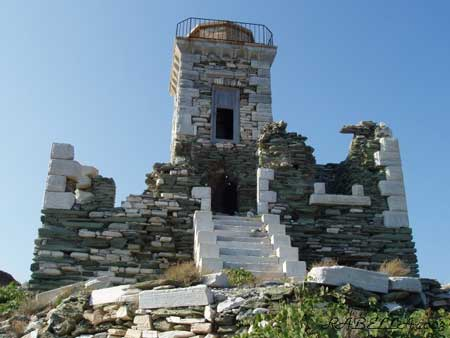 Leuchtturm Panormos