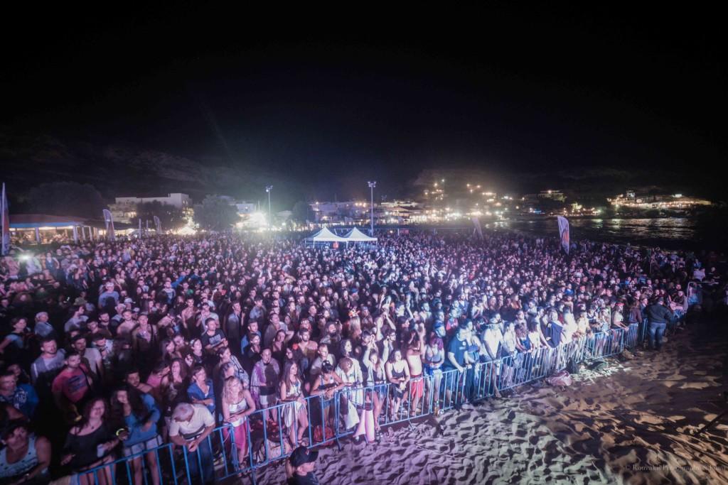 Matala Beach Festival Kreta Griechenland
