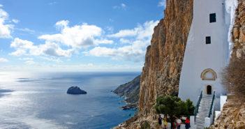 Amorgos Griechenland