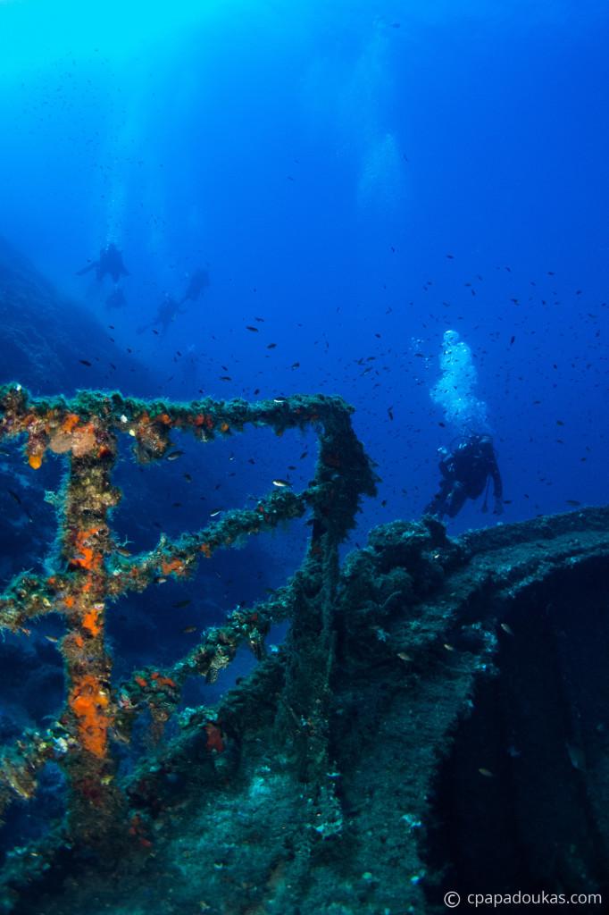 Unterwasser, Tauchen, Schnorcheln Griechenland