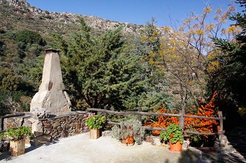 Kreta, Milia, Ökotourismus