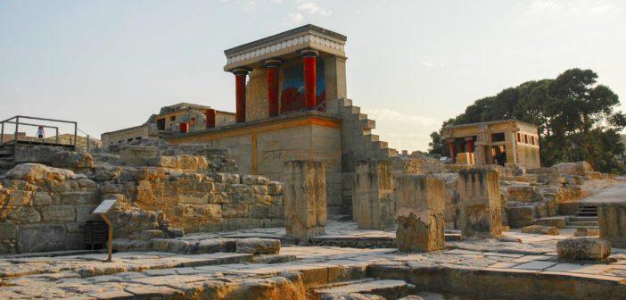 Knossos, Knosos, Kreta, Griechenland