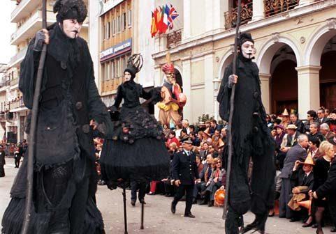 patras Karneval Fasching
