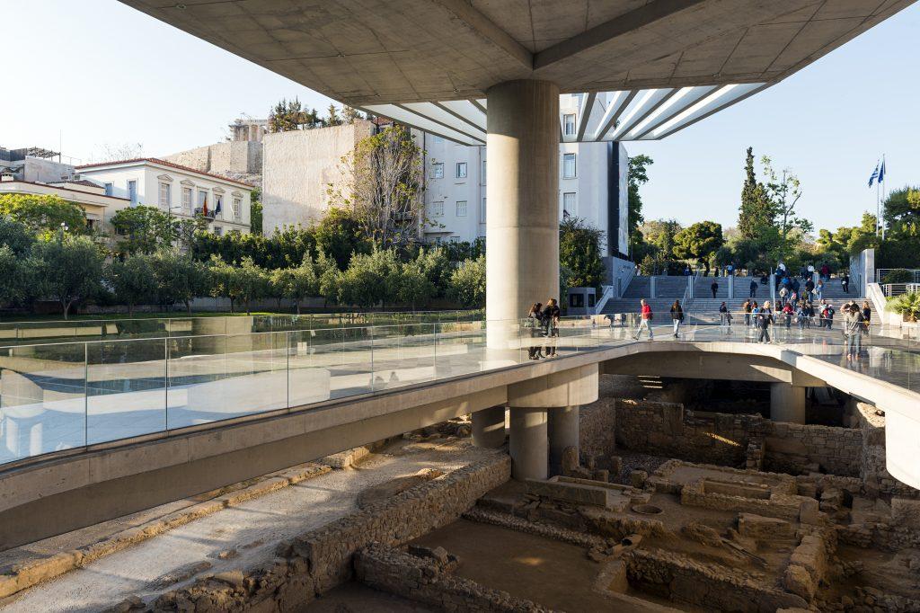 Akropolis Stadttour Athen