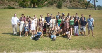 Nafplio, Sommerkurs, Olympia Sommerakademie
