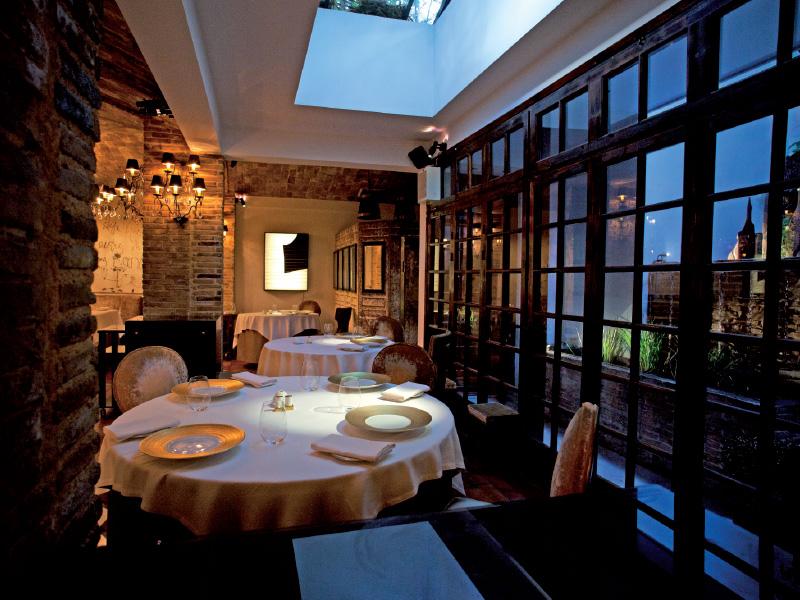 Restaurant Essen Griechenland Spondi