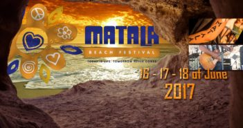 Kreta, Matala, Matala Beach Festival
