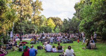 Nationalgarten, Athen