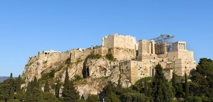 Akropolis, Akropolis Athne