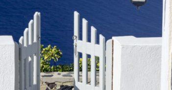 Santorin, Santorini, Insel, Kykladen, Zykladen, Griechenland
