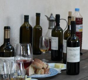 Wein, Economou, Griechenland, Kreta