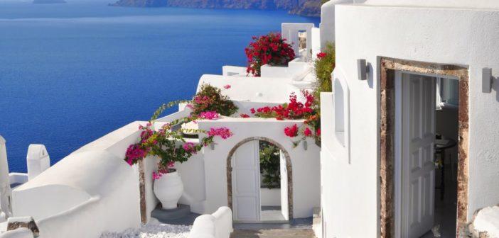 Santorini, Insel, Kykladen,