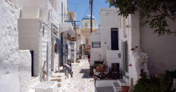 Kimolos, Kykladen, Griechenland