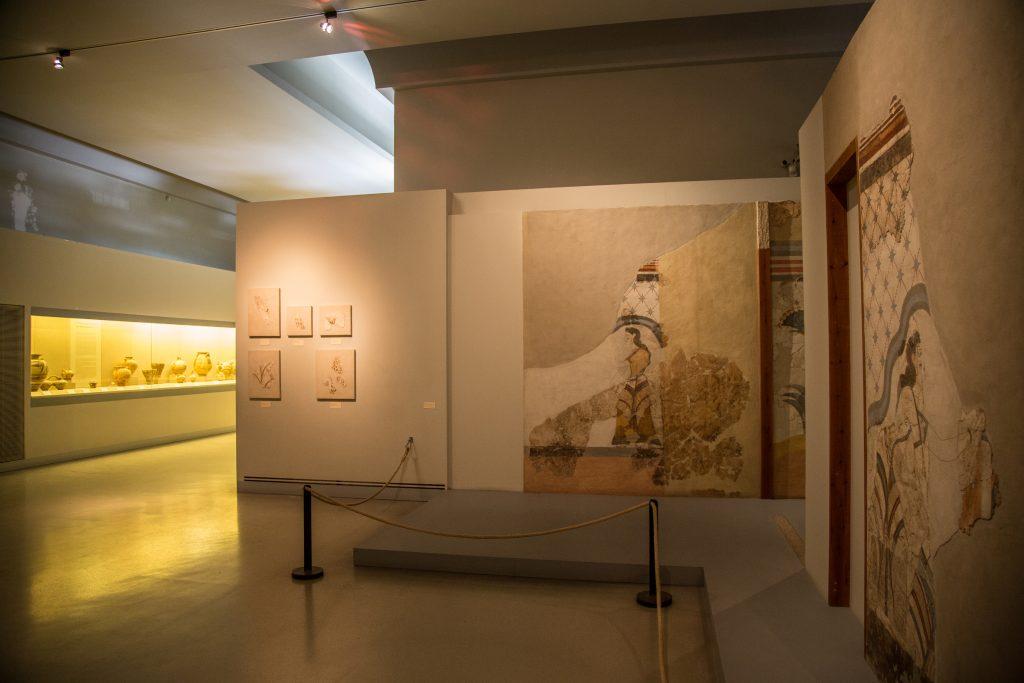 Prähistorisches Museum Santorin