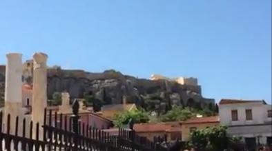 akropolis, monastiraki