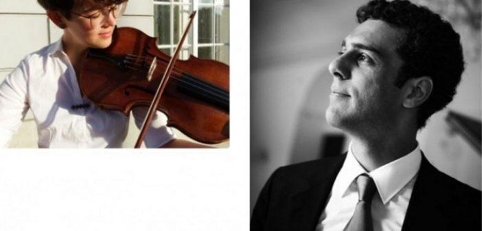 Konzerte für Viola und Klavier, 26., 27. und 29. Juni
