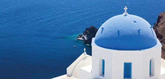 Santorini, Santorin, Insel, Kykladen, Zykladen, Griechenland