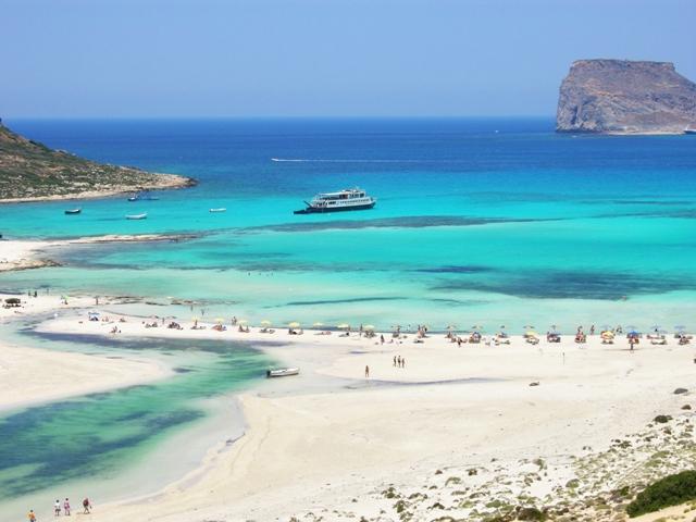 Balos, Lagune, Kreta, Cretan daily Cruises