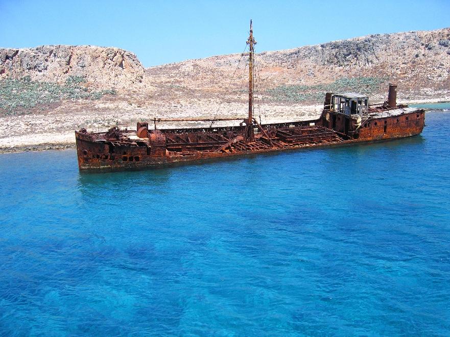 Gramvousa, Kreta, Cretan Daily Cruises
