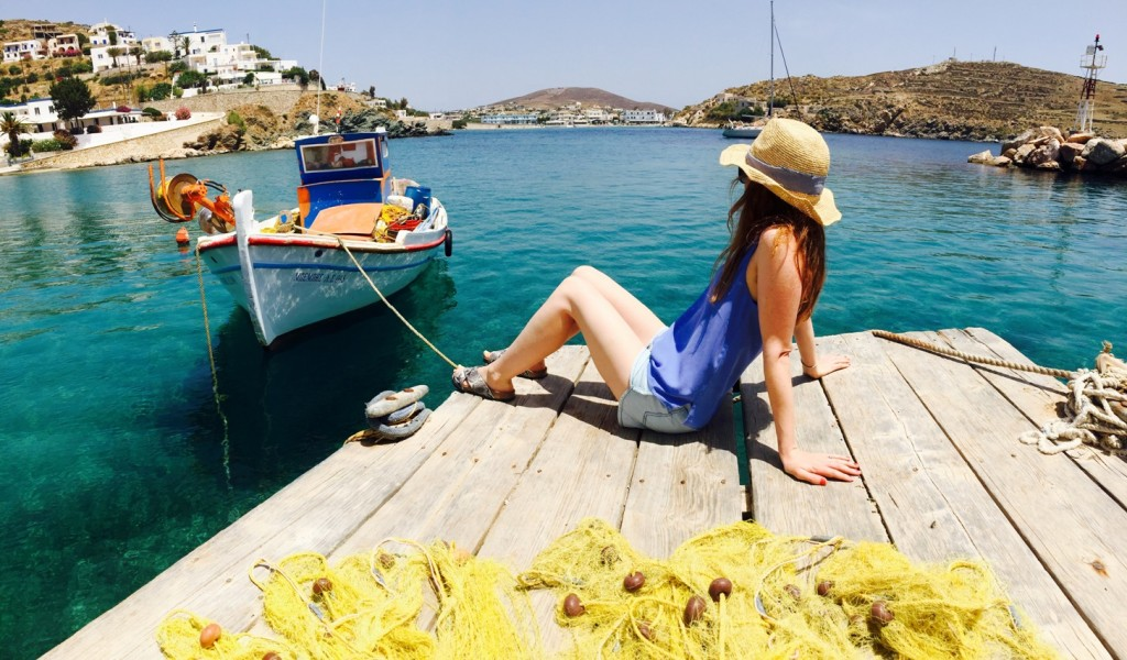 syros boat glamour