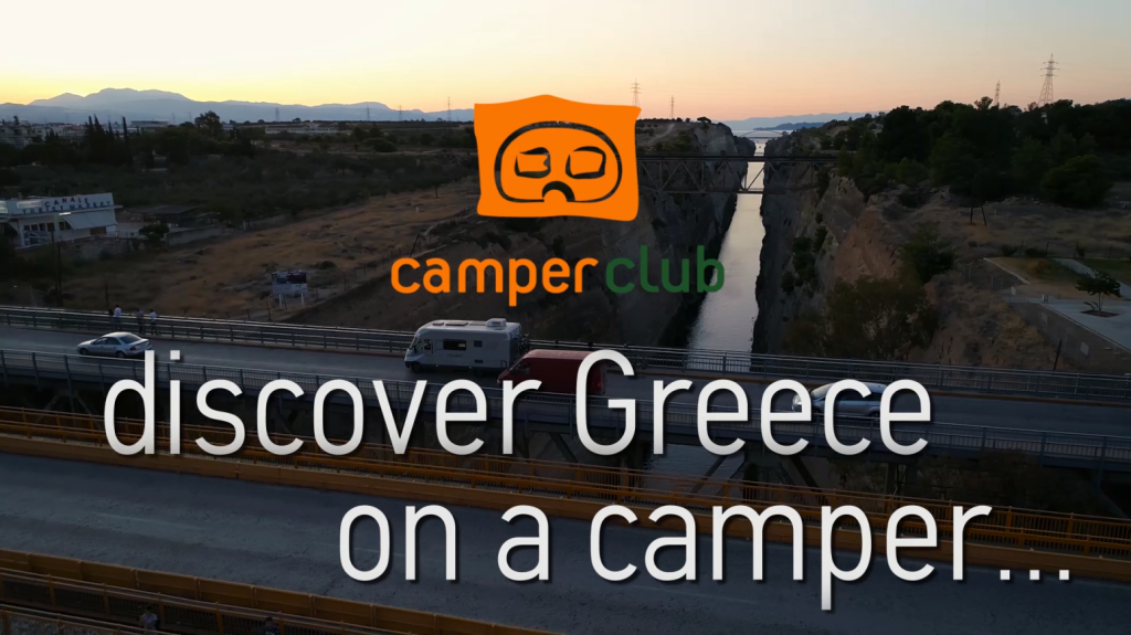 Camper, Campen, Peloponnes, Camper Club, Wohnwagen, Wohnmobil