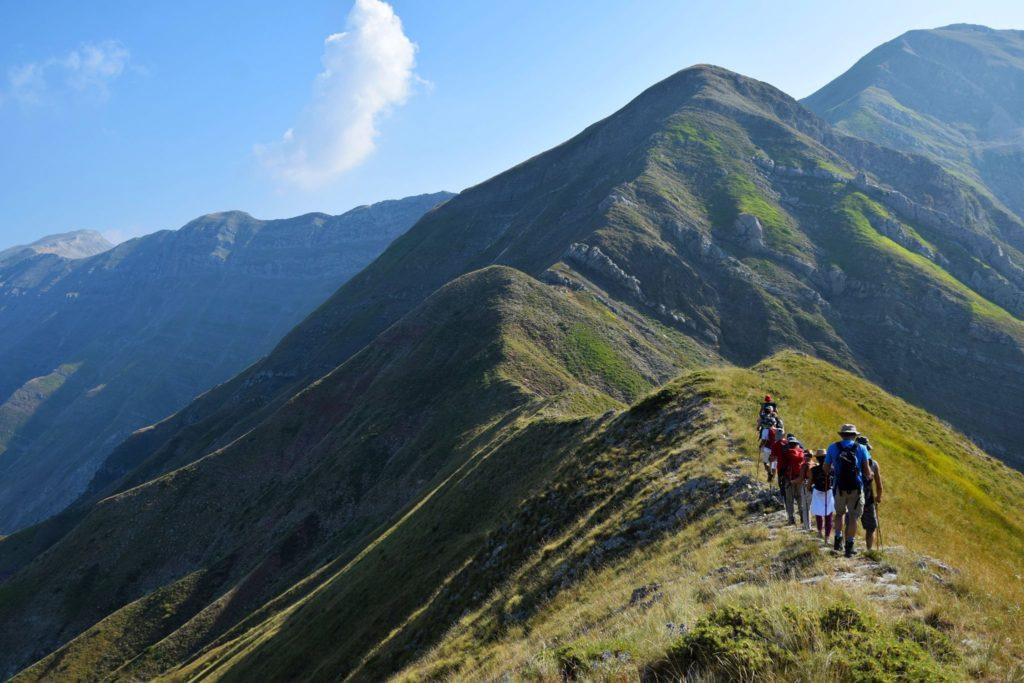 Epirus, Trail, Trekking, Wandern
