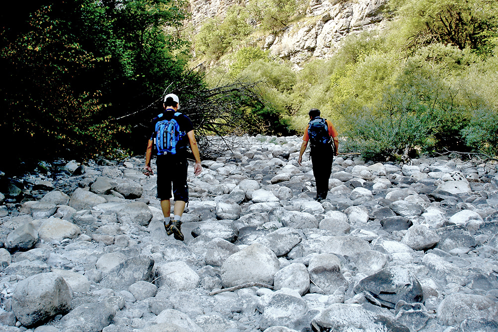 Epirus, Trekking, Wandern