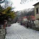 Tsivlou See, Tsivlos, Peloponnes, See