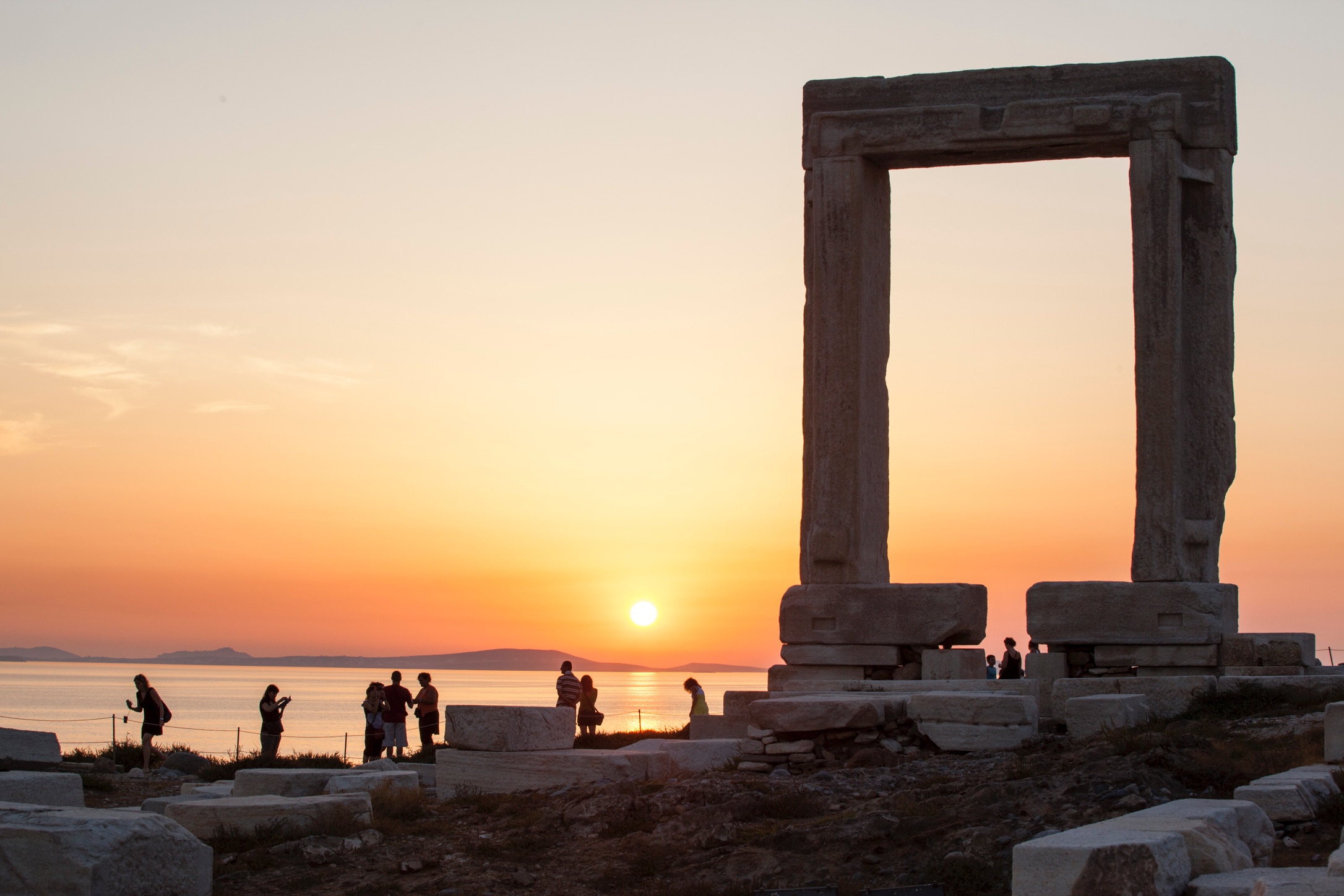 Naxos island & Small Cyclades, Greece