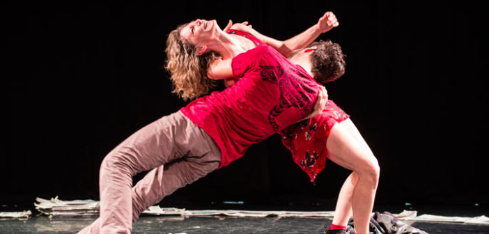 "Chania, Tanzstück ""LoSt""der Editta Braun Company, 23.  Juli"