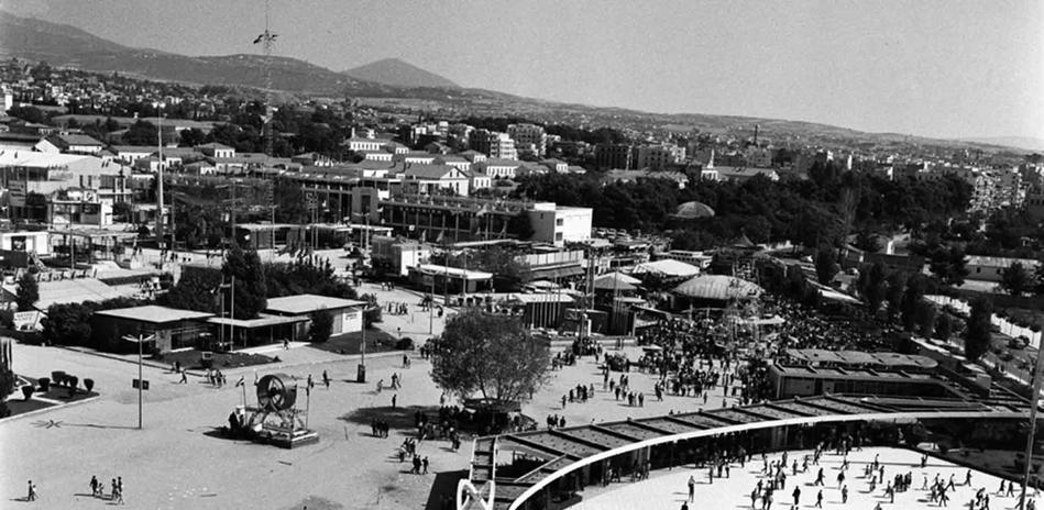 Socratis Iordanidis, Thessaloniki International Fair, 1960's © Thessaloniki Museum of Photography collection