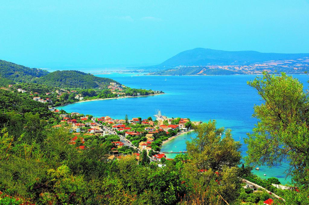 Nikiana, LEfkada, Griechenland