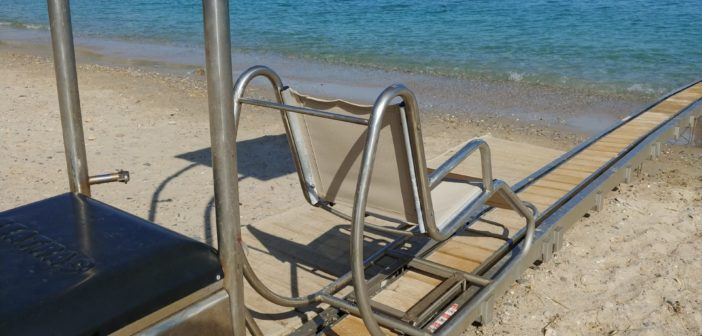 behindert, reisen, kreta, crete, griechenland