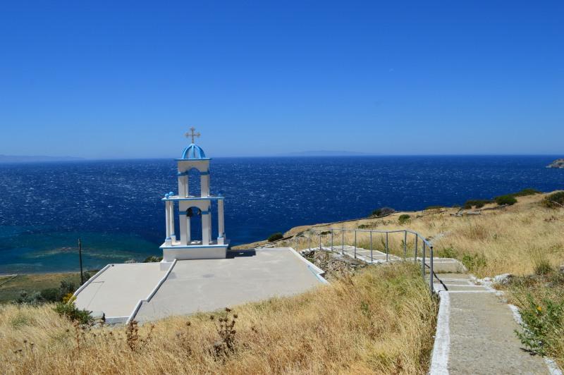 Paleopolis.  Foto von Andros Routes.